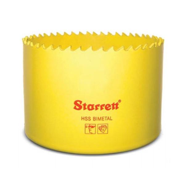 """Serra copo Bimetal 1 1/2"""" (38MM) Starrett"""