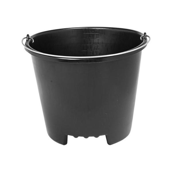 Balde Plástico 12 litros para Concreto Momfort