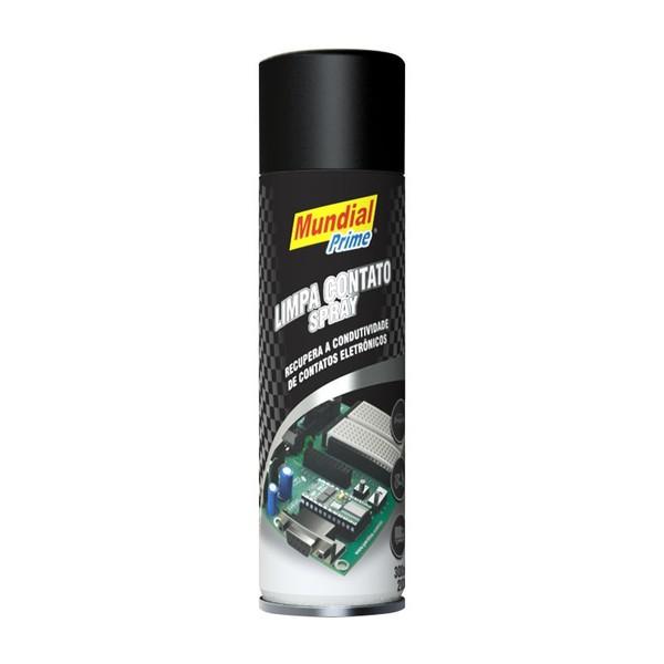 Limpa Contato Elétricos Spray 300ml - Mundial Prime