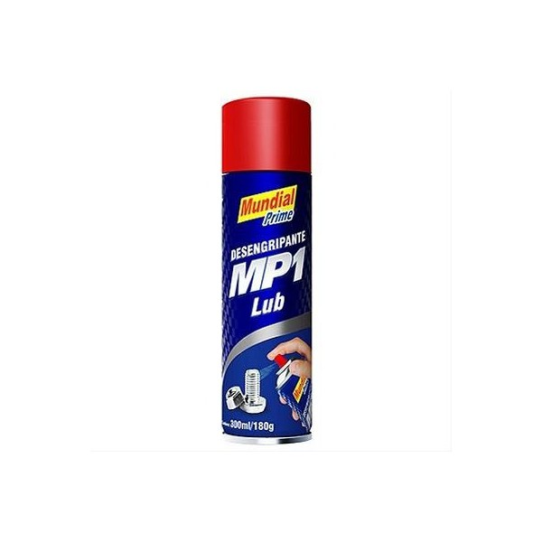 Desengripante Spray Anti-Ferrugem 300ML MP1 Mundial Prime