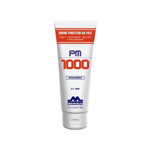 Creme de Proteção para Pele PM 1000 Mavaro
