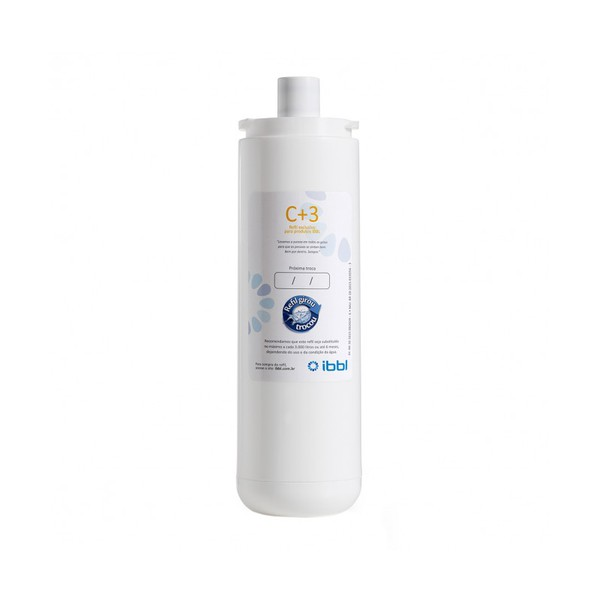 Filtro refil IBBL, girou trocou - C3
