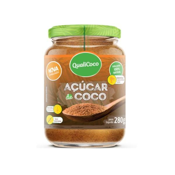Açúcar de Coco 280g