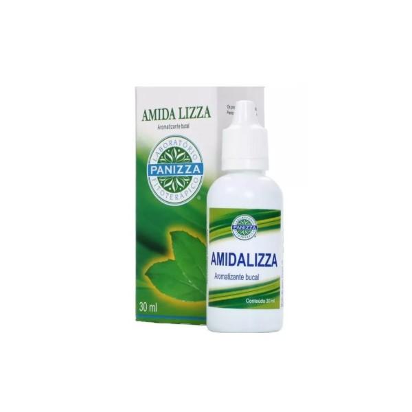 Amida Lizza Aromatizante Bucal 30ml