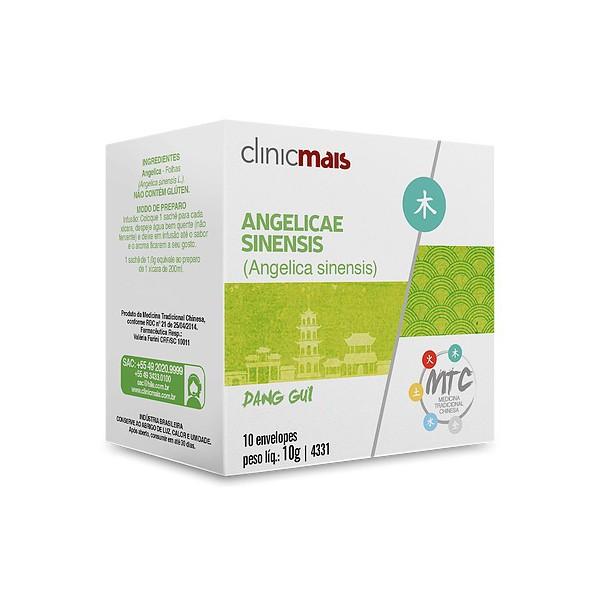 Chá Angélica Senensis MTC Sachês 10x1g