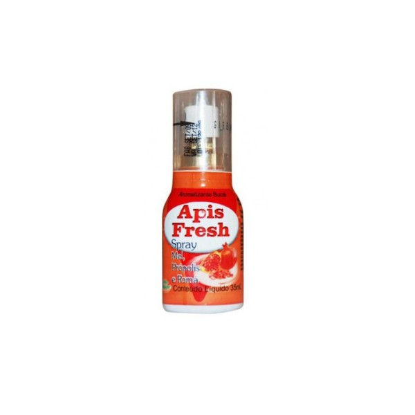 Apis Fresh Spray Própolis Mel e Romã 35ml