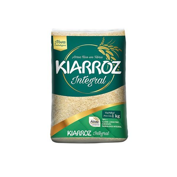 Arroz Integral Kiarroz 1kg