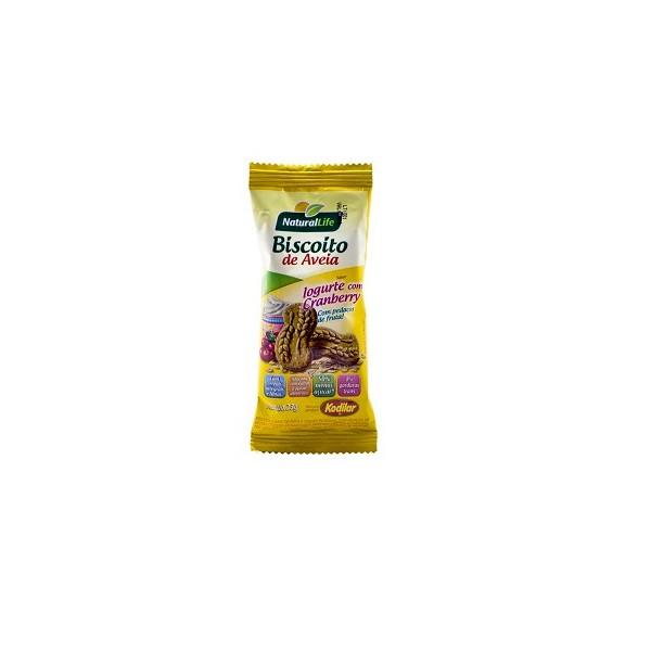 Biscoito de Aveia iogurte com Cranberry Dispaly 3x23g