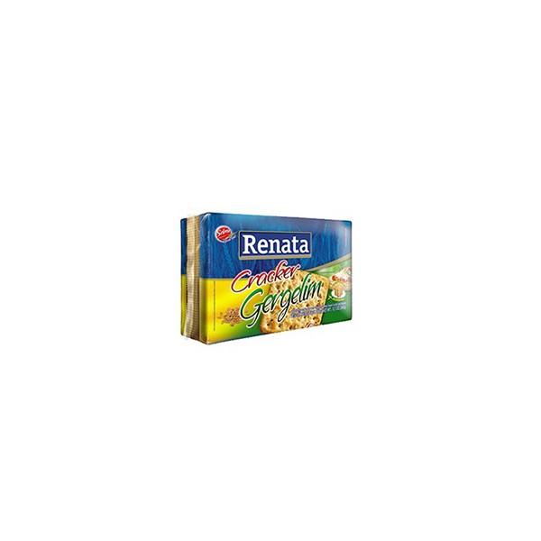 Biscoito Cream Cracker Gergelim 360g