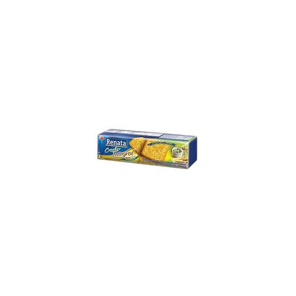 Biscoito Cream Cracker Integral 200g