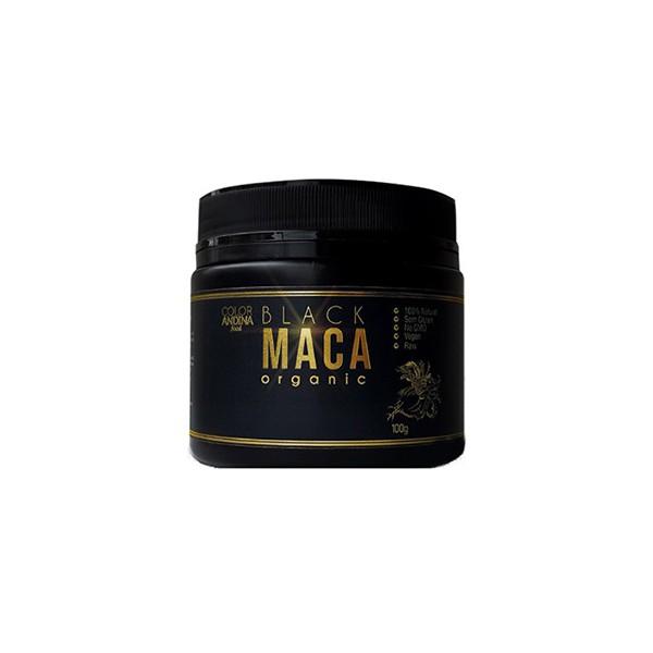 Black Maca em Pó Vegana 100g