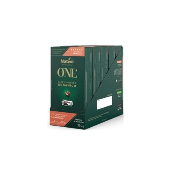 Café Orgânico Select Cápsulas 10x5g