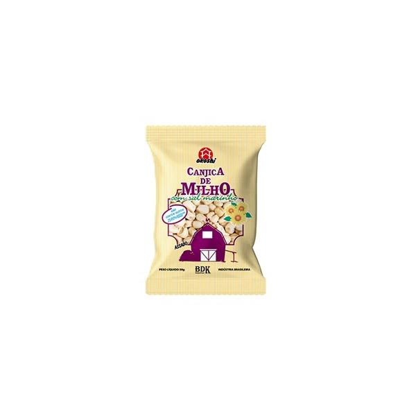 Canjica de Milho com Sal Marinho 50g