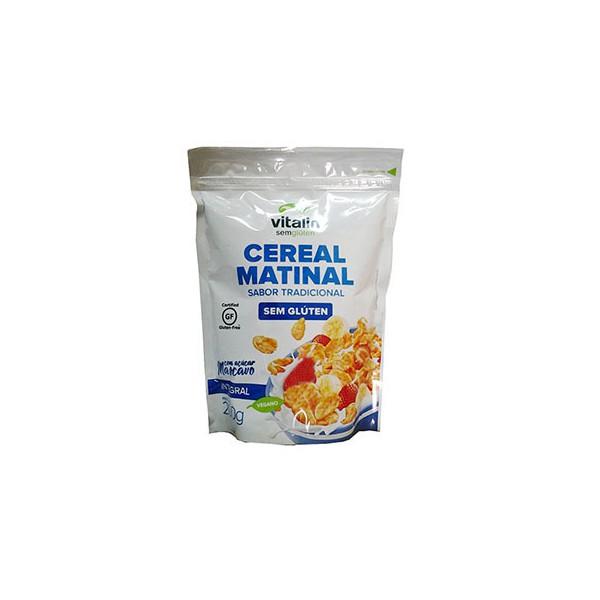 Cereal Matinal Tradicional Sem Glúten 200g