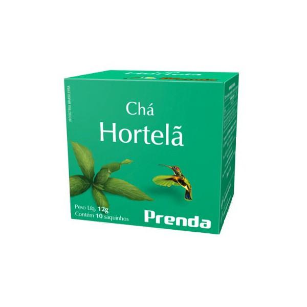Chá Hortelã 10sachês x 1,2g