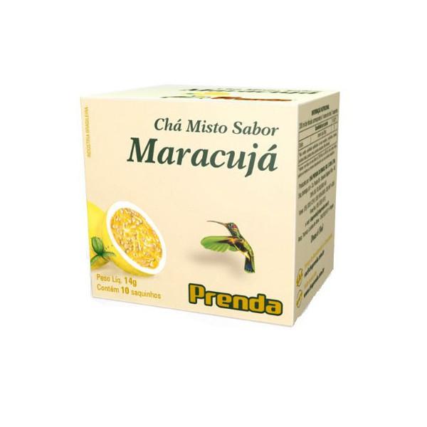 Chá Misto Maracujá 10sachês x 1,4g
