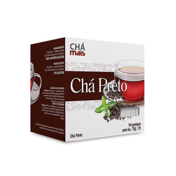 Chá Preto Sachê 10 x 1,5g