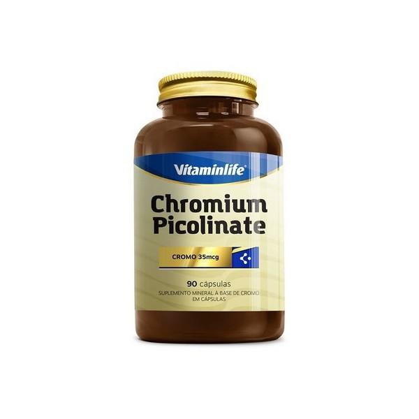Chromium Picolinate 90 x 250mg