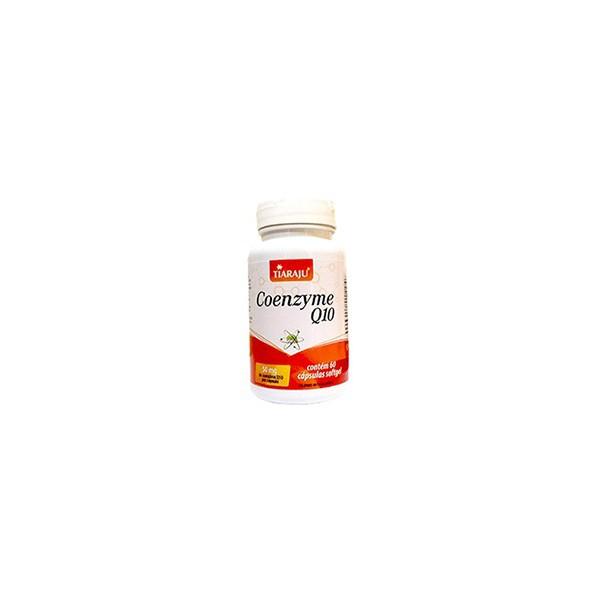 Coenzyme Q10 60 cápsulas x 50mg