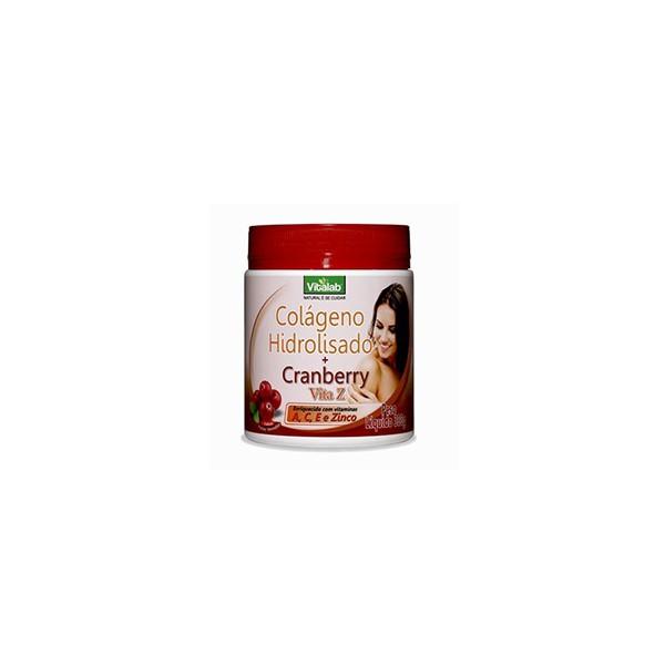 Colágeno Hidrolisado Cranberry 300g