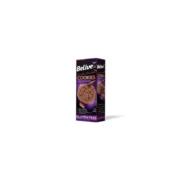 Cookies Double Chocolate Sem Glúten Sem Lactose 100g