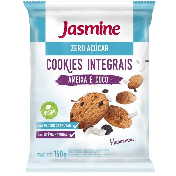 Cookies Ameixa e Coco Zero Açúcar Vegan 150g