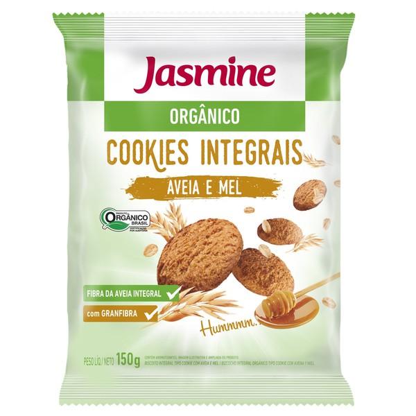 Cookies Aveia e Mel Integral Orgânico 150g