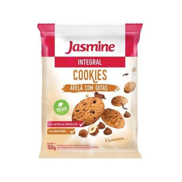 Cookies Avelã com Gotas Integral Vegan 150g