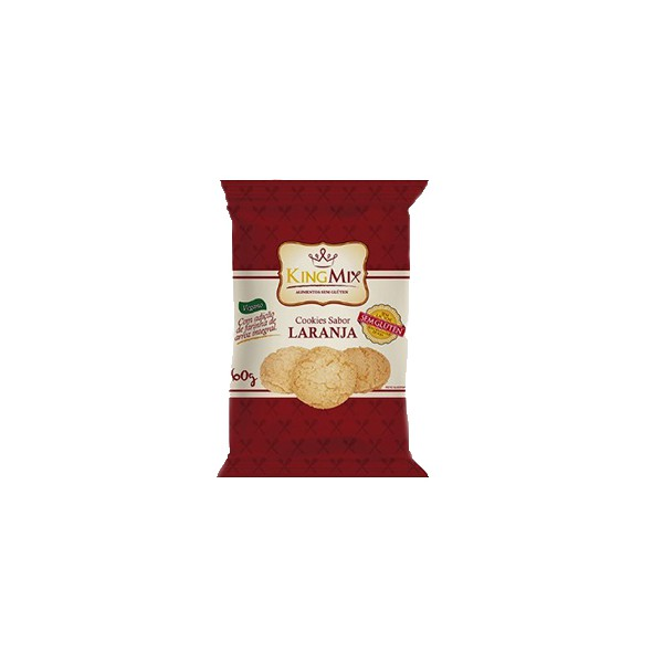 Cookies Laranja Integral Vegano 60g