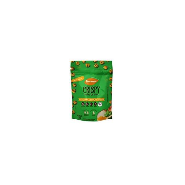 Crispy Grão de Bico com Cúrcuma/Cebola/Salsa Display 8x25g