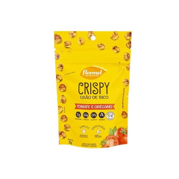 Crispy Grão de Bico Tomate e Orégano Display 8 x 30g