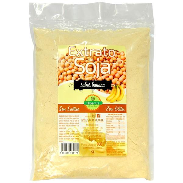 Extrato De Soja Banana 500g