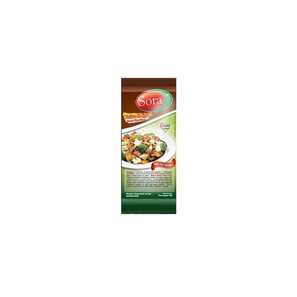 Fatias de soja Carne Vermelha 125g