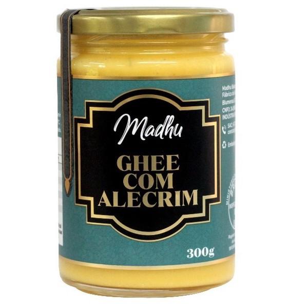 Ghee Com Alecrim 300g