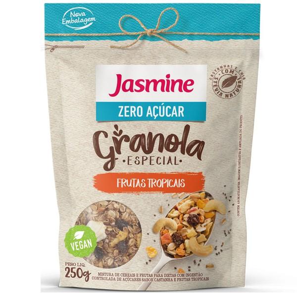 Granola Frutas Tropicais Zero Açúcar Vegan 250g
