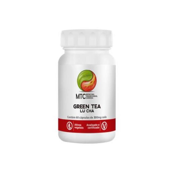 Green Tea - LU CHA 60 x