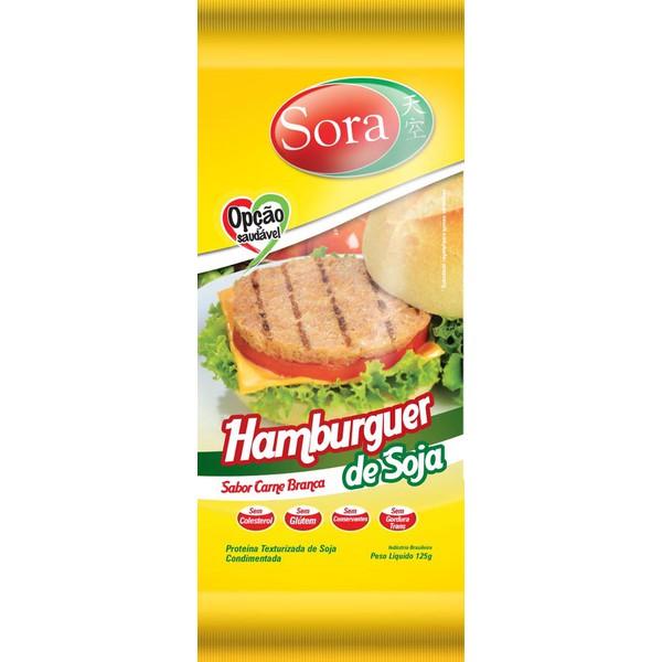 Hamburguer de Soja Carne Branca 110g