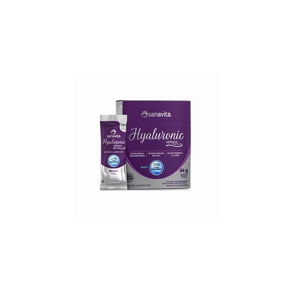 Hyaluronic Verisol Neutro Zero Display 30 x 2,8g