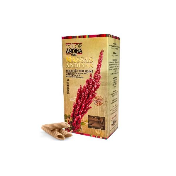 Macarrão Penne com Quinoa Real 300g