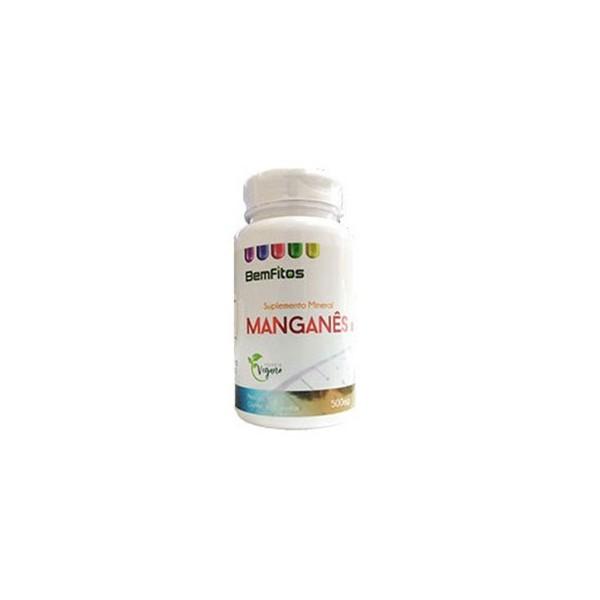Manganês Vegano 60x500mg