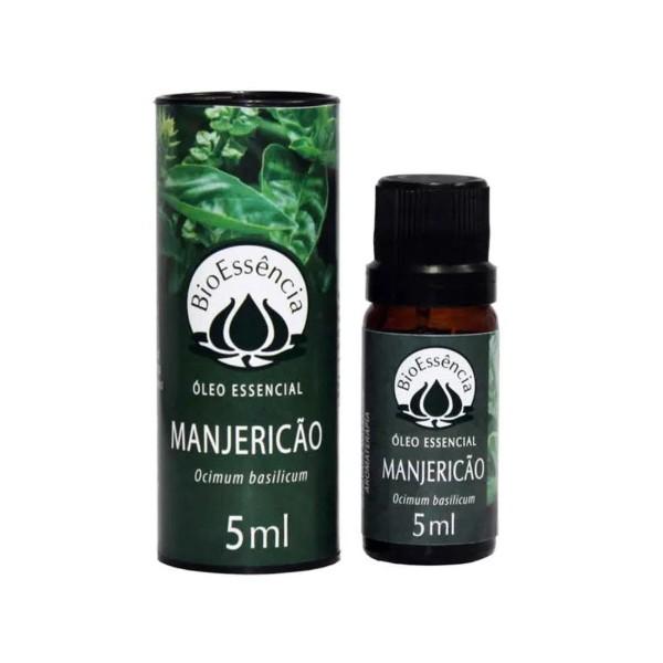 Óleo Essencial de Manjericão 5ml