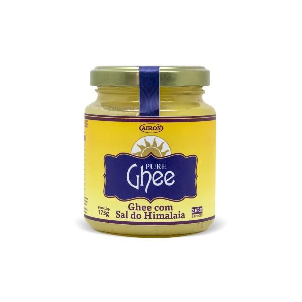 Pure Ghee com Sal do Himalaia 175g
