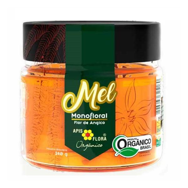 Mel Monofloral Orgânico 240g