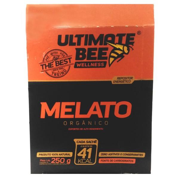 Melato Orgânico 10 saches x 25g