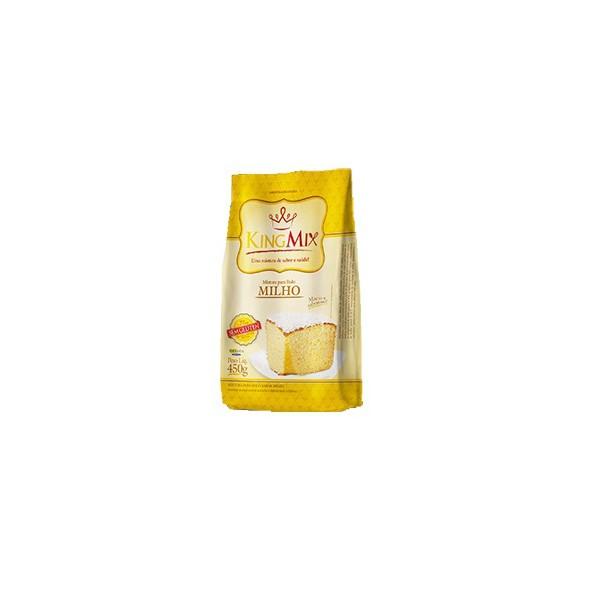 Mistura Para Bolo Milho 450g