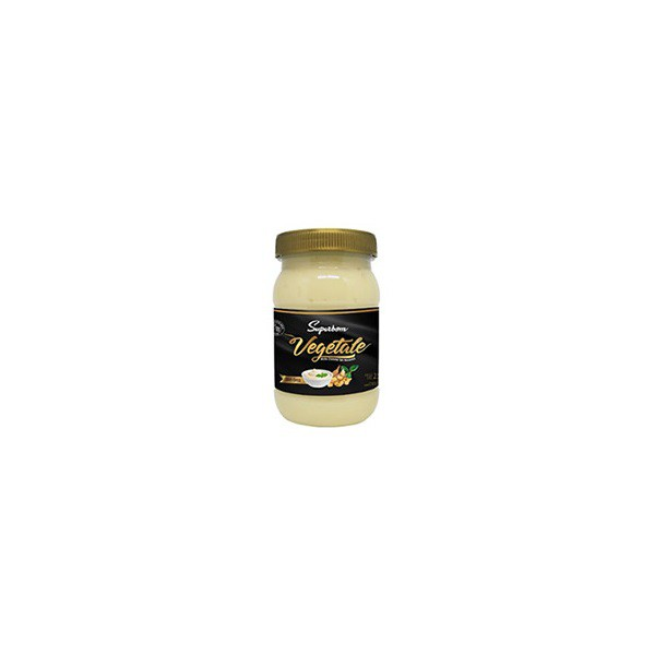 Molho Cremoso Vegetale Tipo Maionese 250g