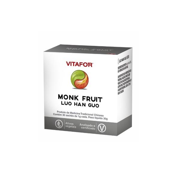 Monk Fruit - LUO HAN GUO 3 sachês x 1g
