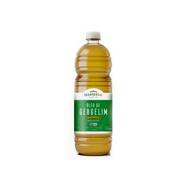 Óleo de Gergelim Natural Orgânico 1 litro