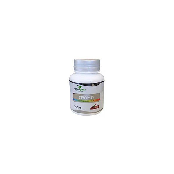 Picolinato de Cromo 40 cápsulas x 500mg