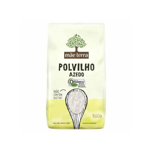 Polvilho Azedo Orgânico 400g